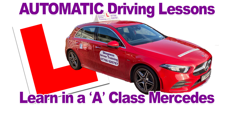 Driver Training with (Smart Drive) Skegness